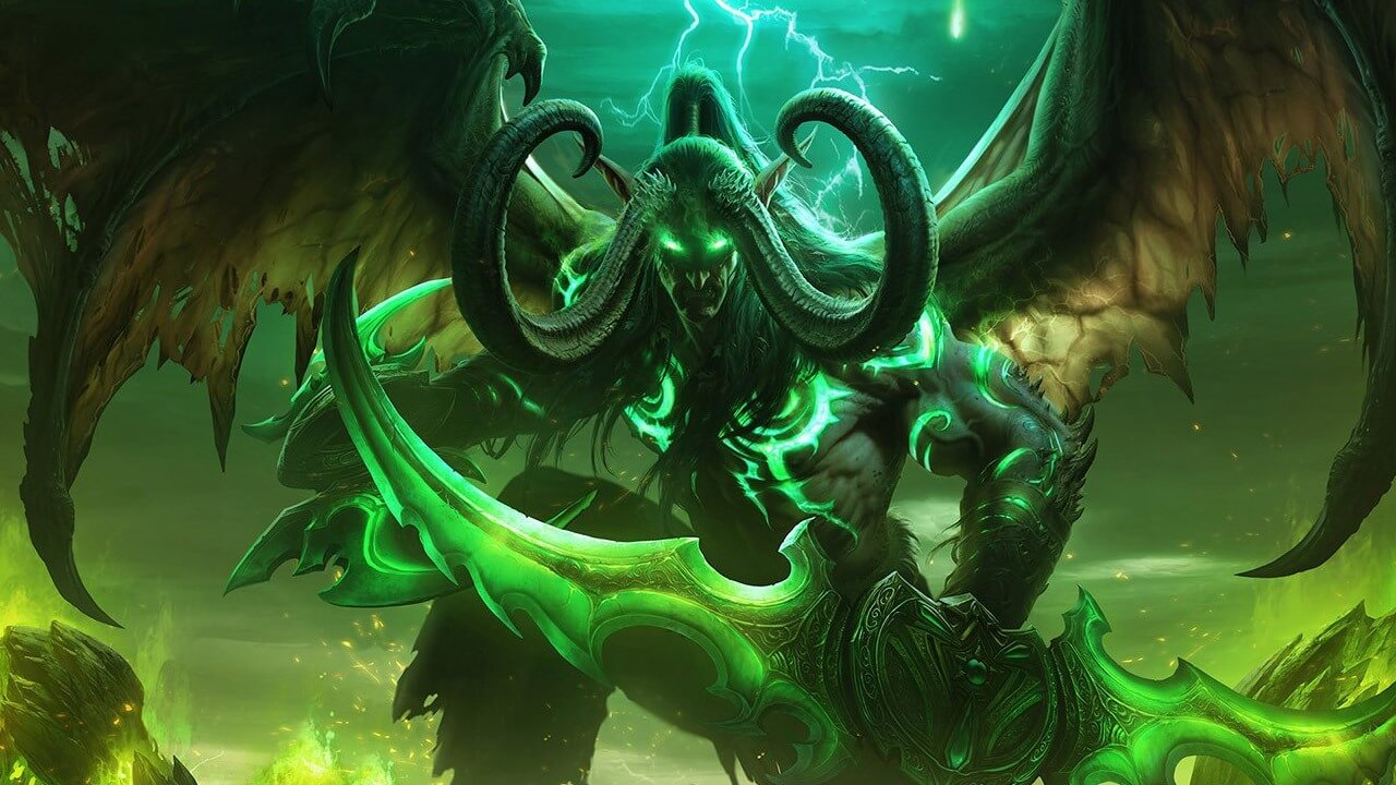 World of Warcraft Legion Gets Release Date
