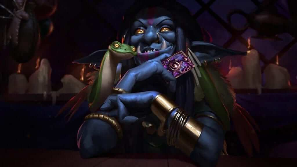 Next Hearthstone Expansion Gets Launch Date