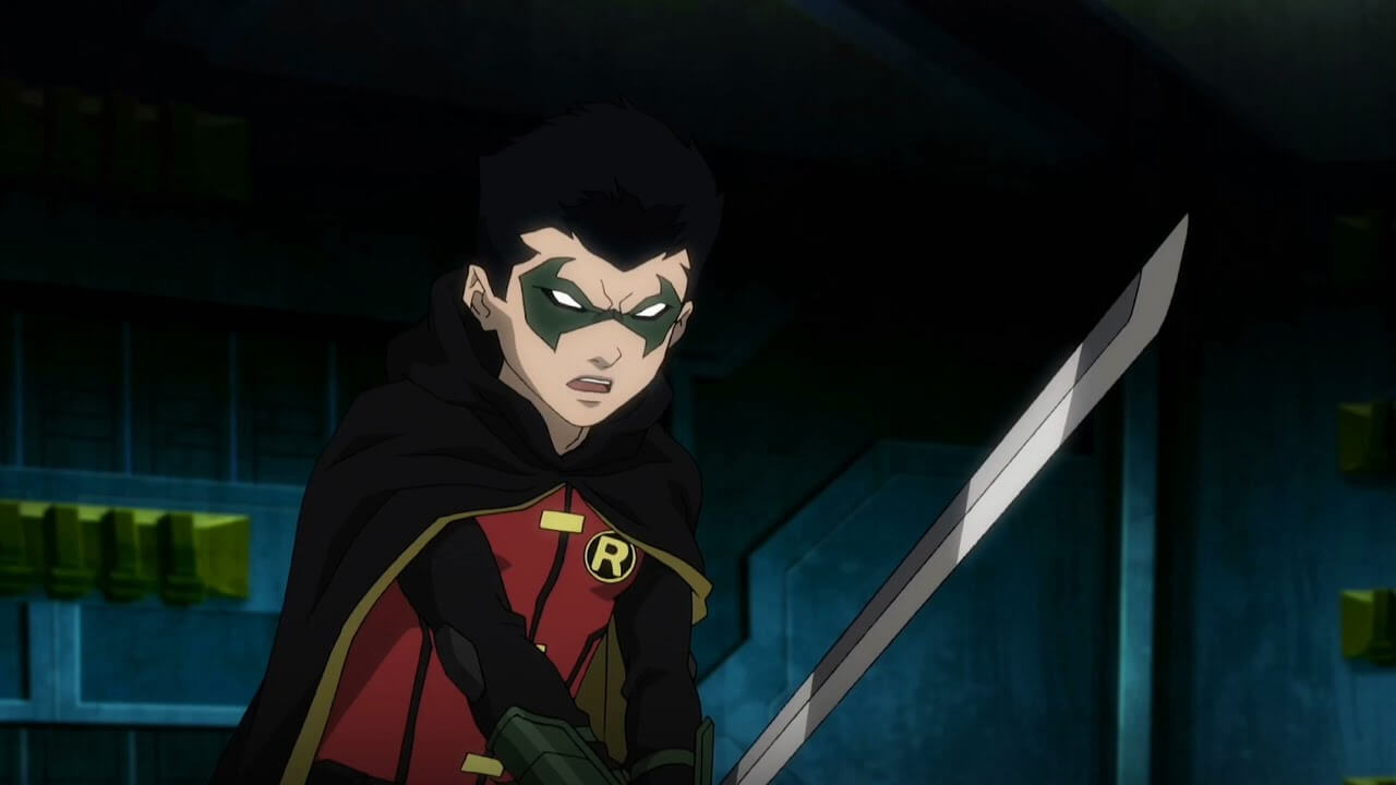 Justice League vs Teen Titans Review