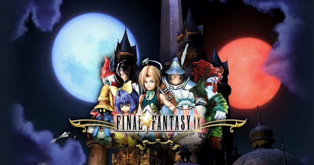 Final Fantasy IX Released on Steam