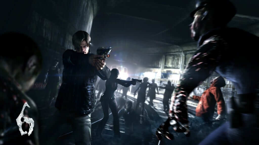 Resident Evil 6 To Influence Resident Evil 2 Remake