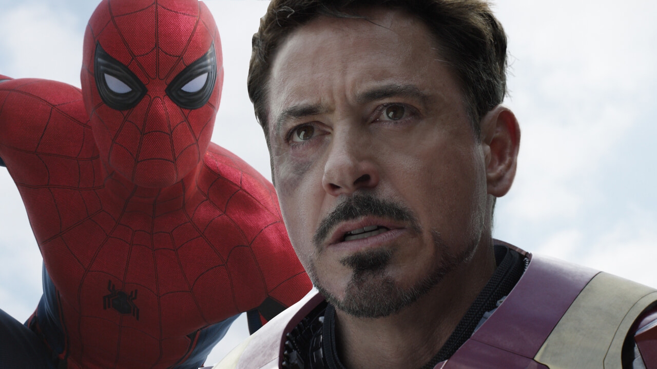 Robert Downey Jr. Irons Out Appearance in Spider-Man: Homecoming
