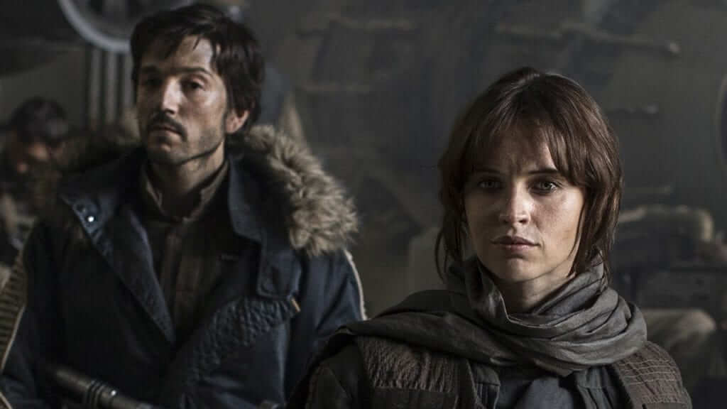 Teaser Trailer for 'Rogue One: A Star Wars Story' Releases Today