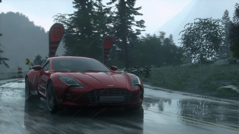 Evolution DriveClub