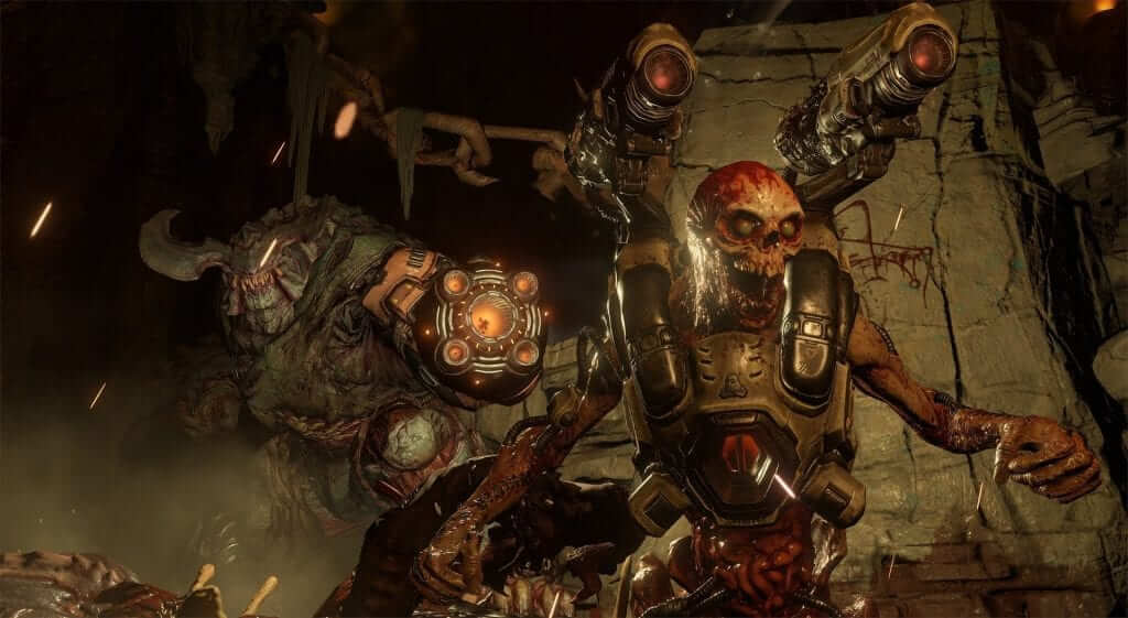 DOOM Beta Impressions: Blood Bath