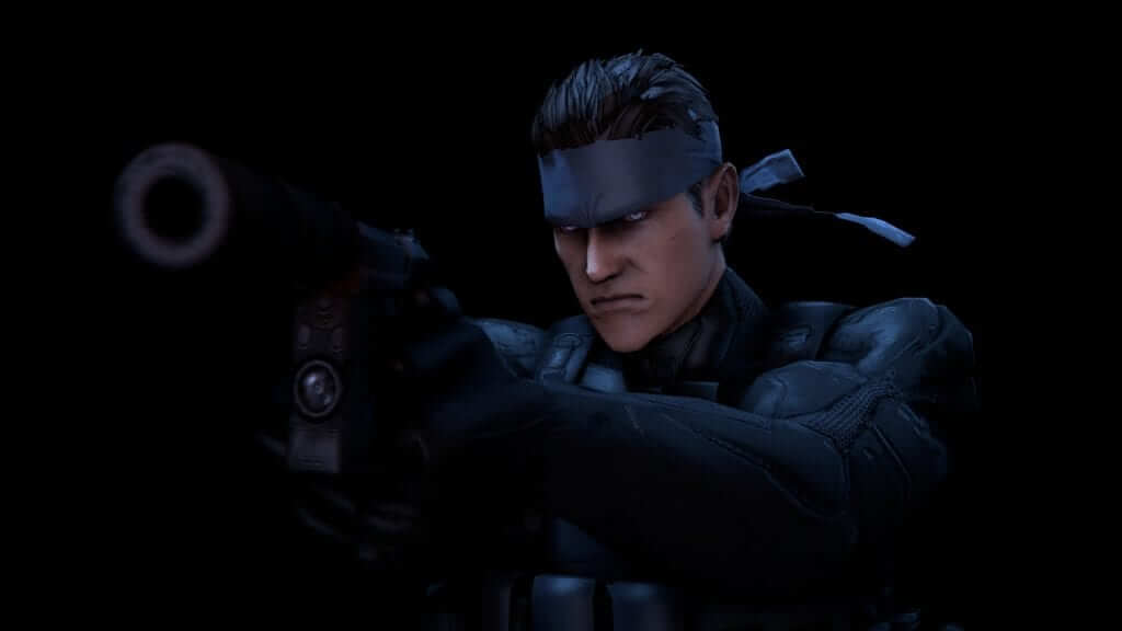 David Hayter Returns As Solid Snake