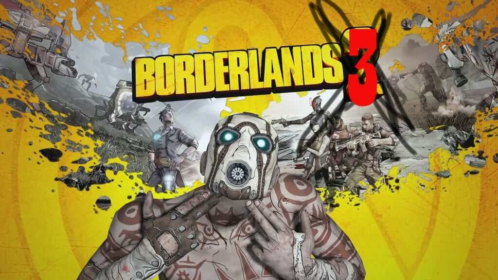 Borderlands 3 Teased By Gearbox CEO At PAX East