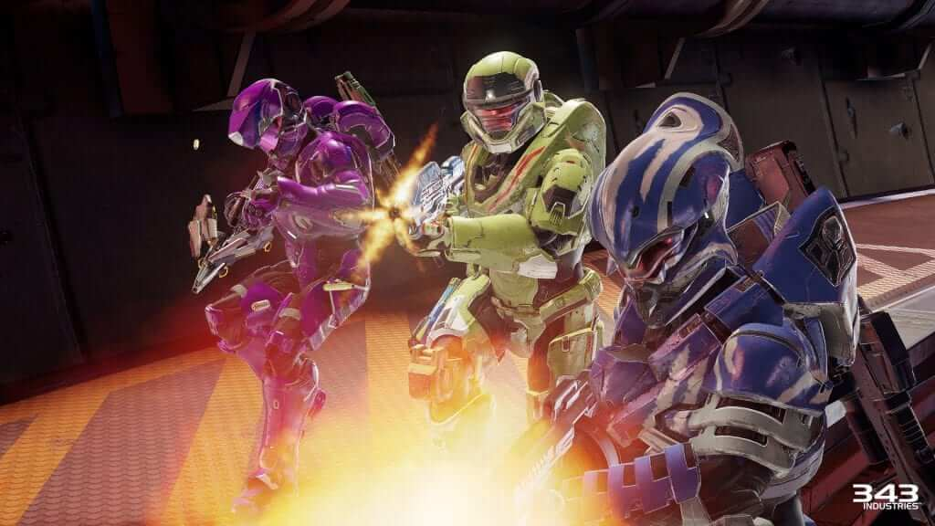 Halo 5 and Warzone Firefight: Great Combination