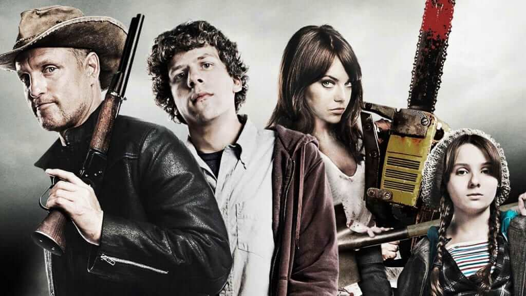 Zombieland 2 In Development - Logo Revealed