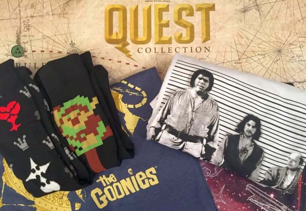 Loot Crate Level Up: April 2016 Review - QUEST