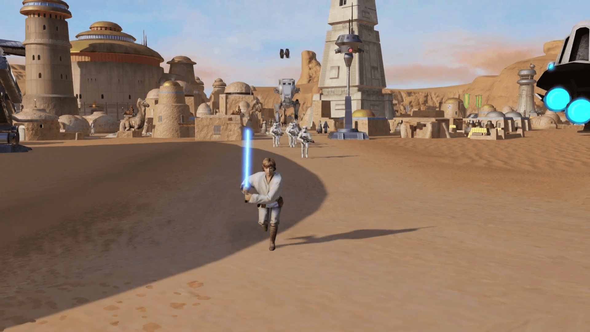 Unannounced Star Wars RTS Footage Leaks