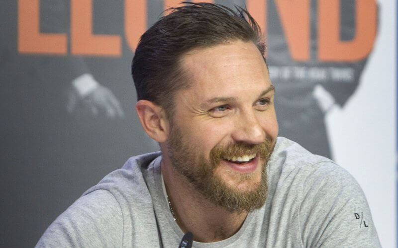 Tom Hardy is rumored to be a stormtrooper in Episode VII.