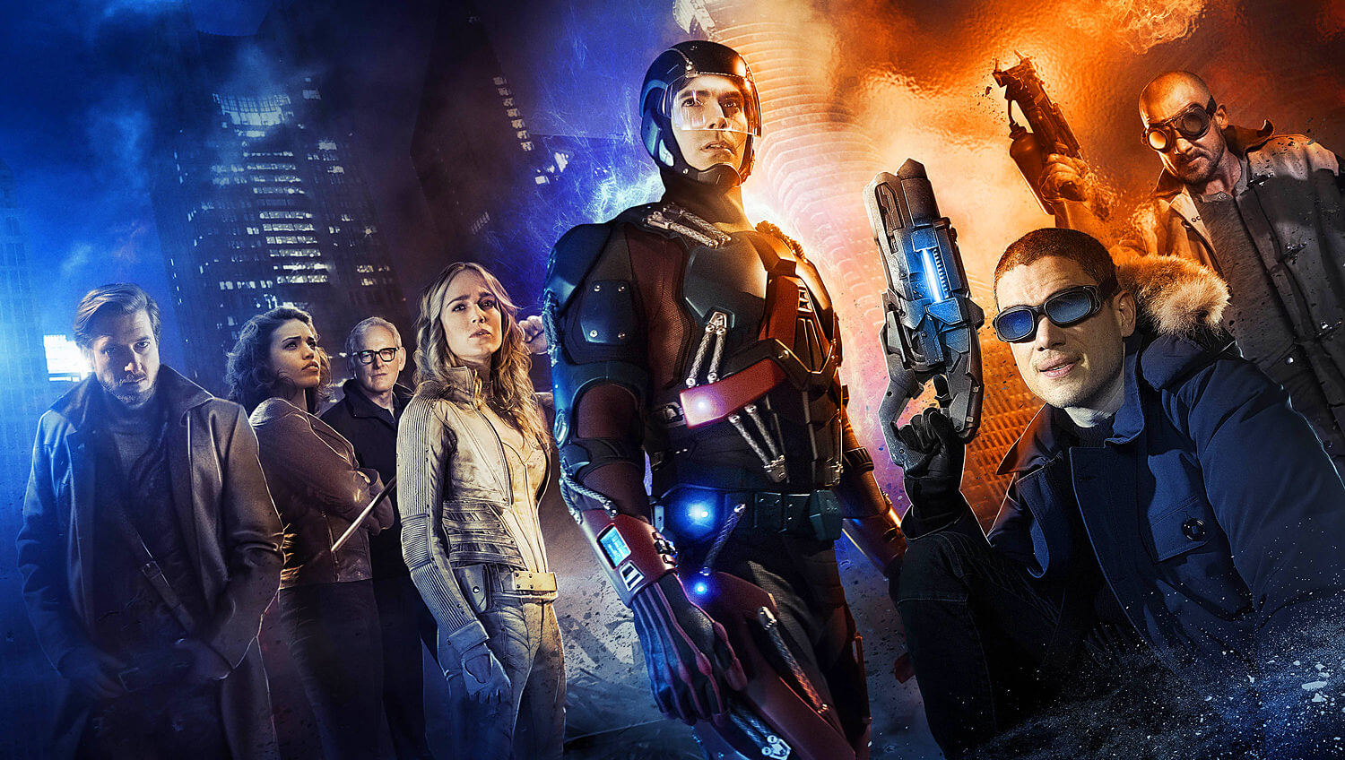 The CW DC Legends of Tomorrow
