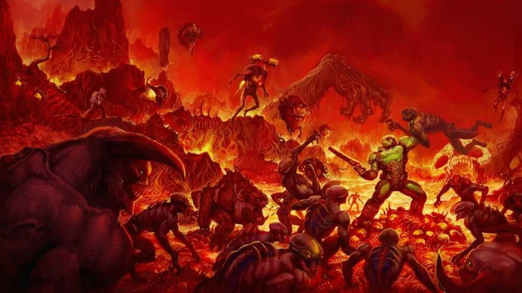 Doom: Why Single Player FPS Games Are Important