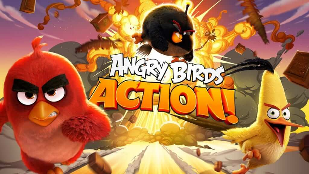 Rovio Encourages Phone Use In Angry Birds Movie