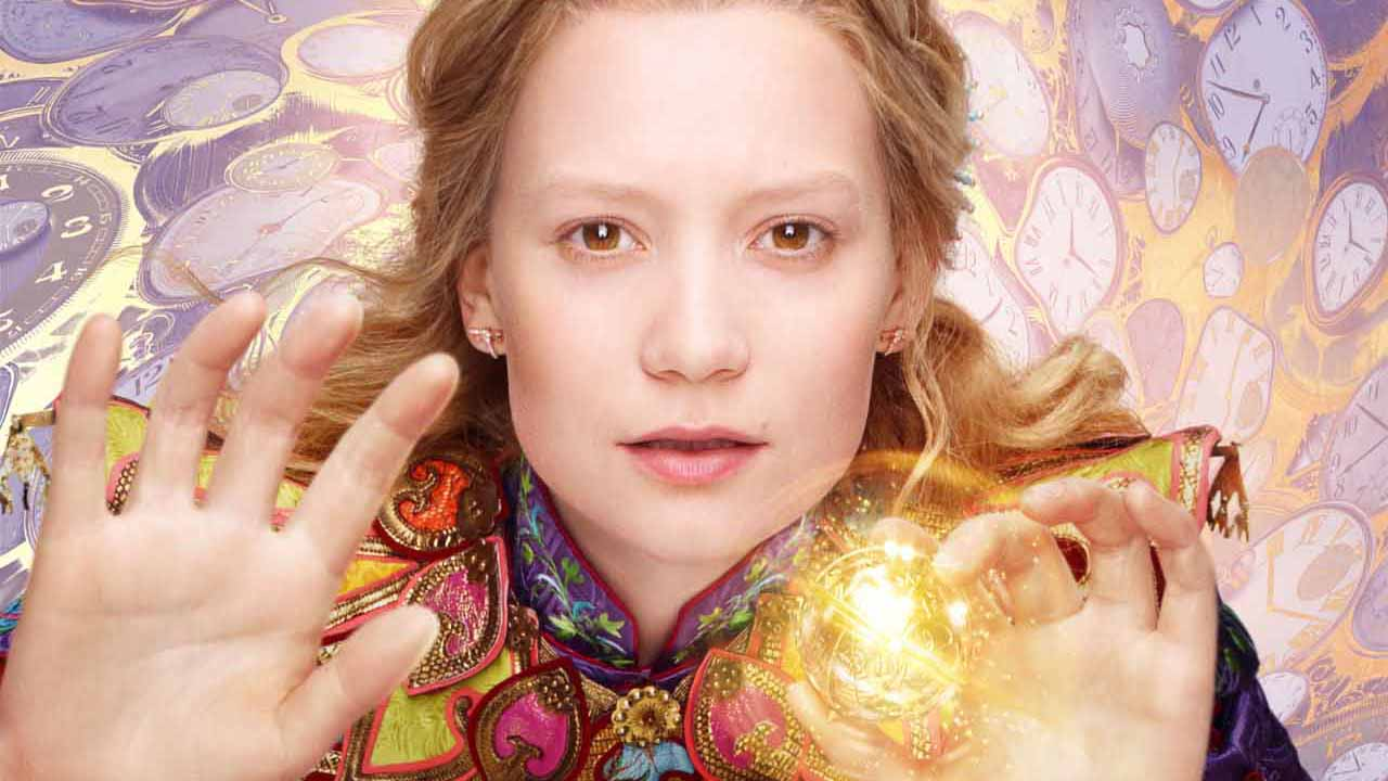 Alice Through the Looking Glass Review
