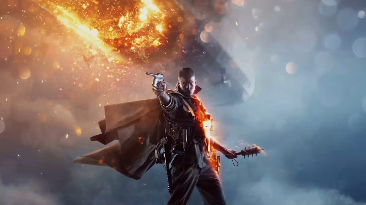 Battlefield 1 Announced, Watch The First Trailer Here!