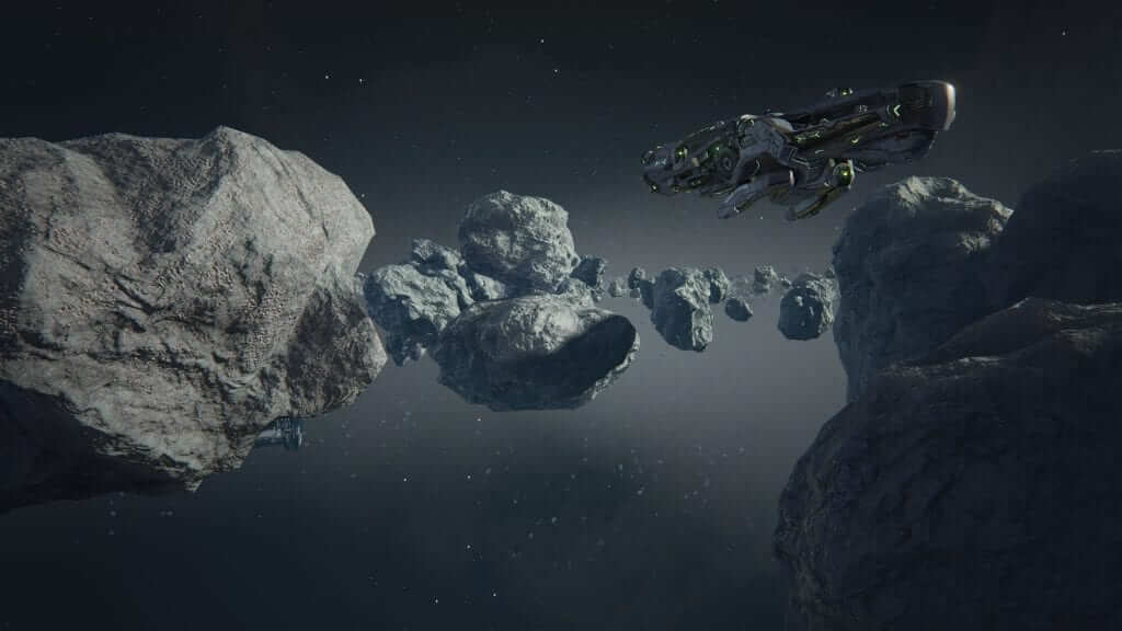 Dreadnought asteroid map