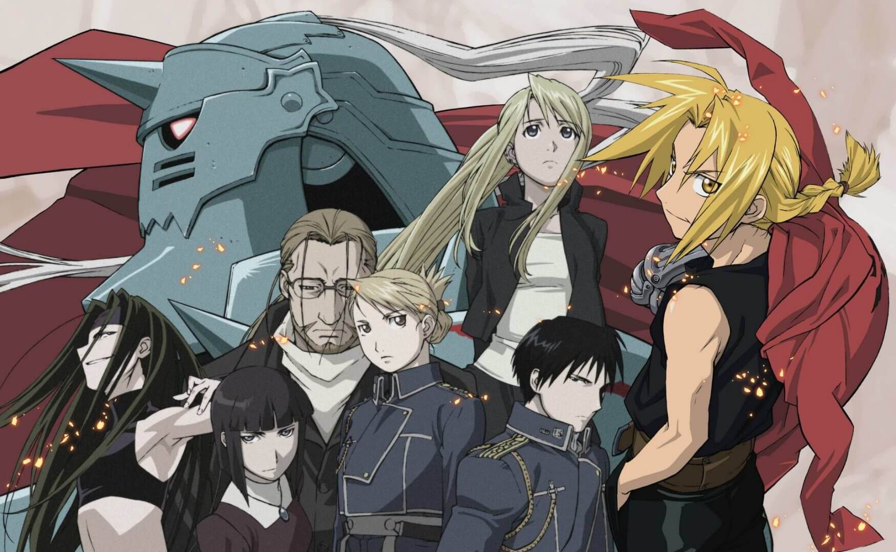 Fullmetal Alchemist Live Action Movie Cast Revealed