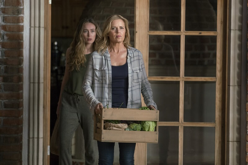 Fear the Walking Dead Madison and Alicia