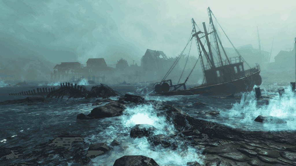 Fallout 4's Far Harbor DLC Gets Official Trailer