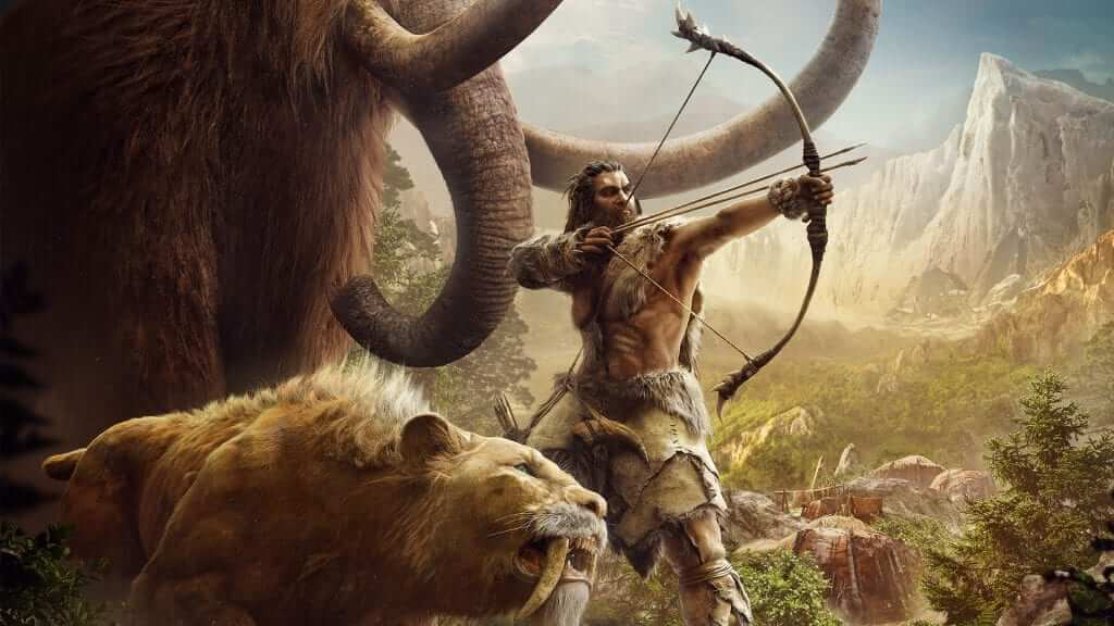 The Stone Age could be perfect for a brutal survival game.