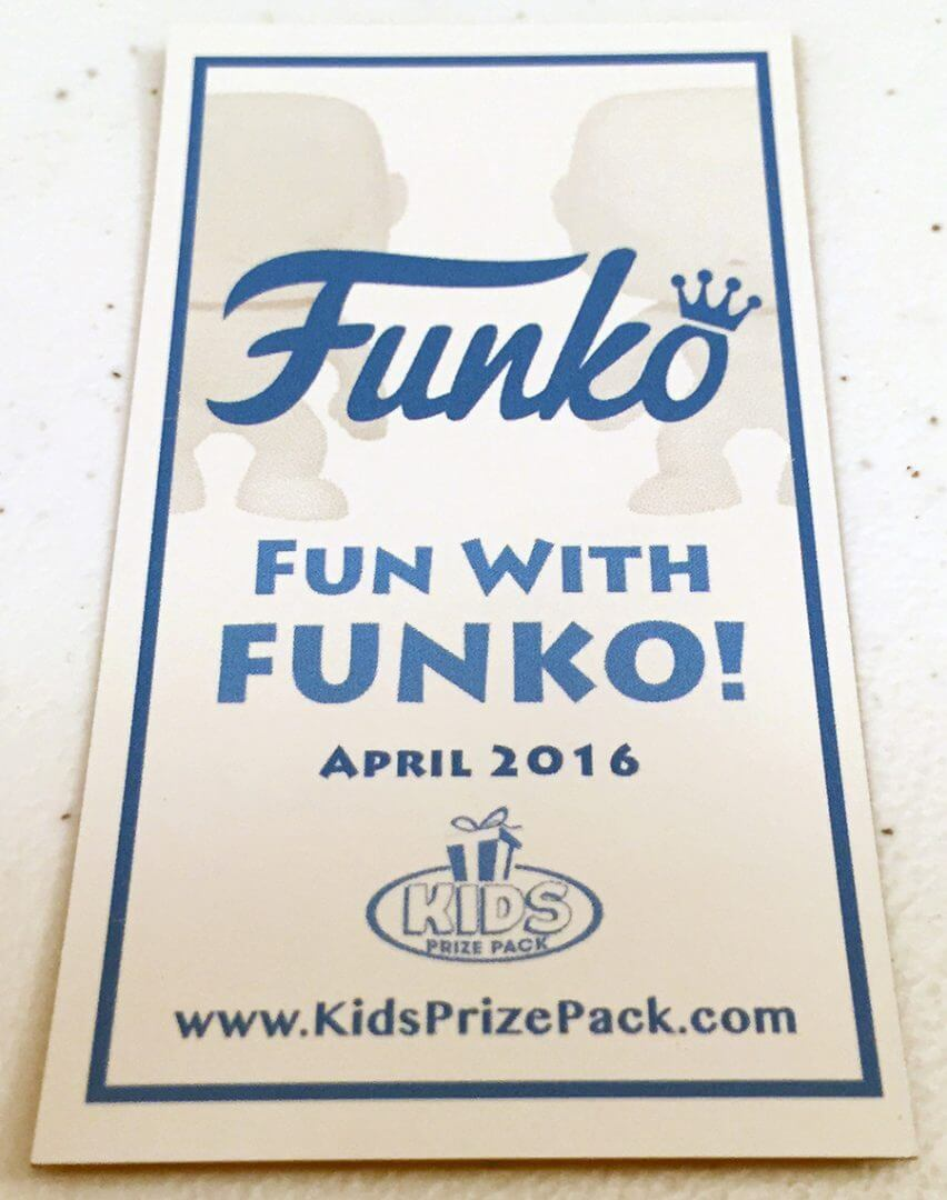 Kid's Prize Pack