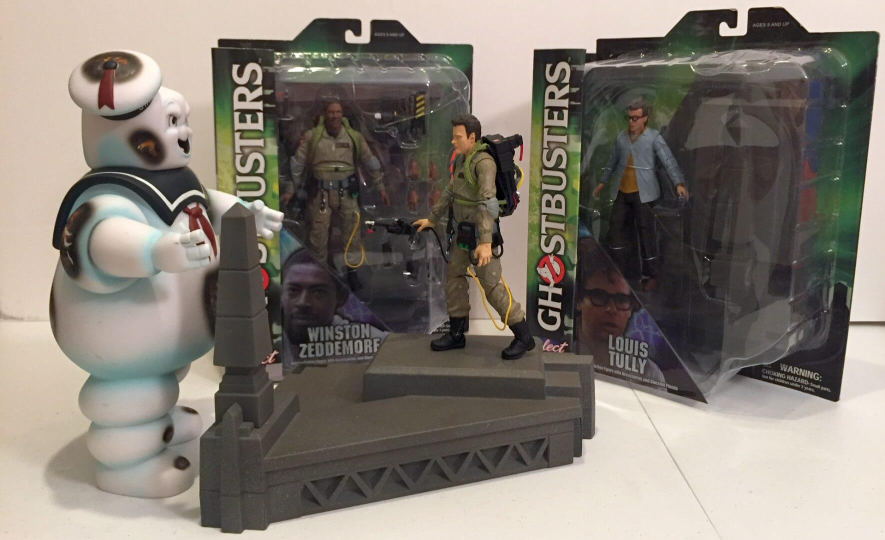 Who You Gonna Call? Diamond Select Toys - Review