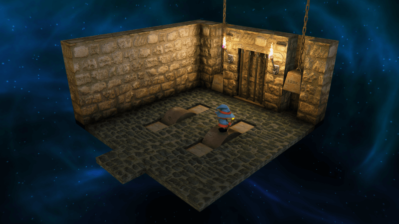 Puzzle components are simple, but Lumo puts them to good use.