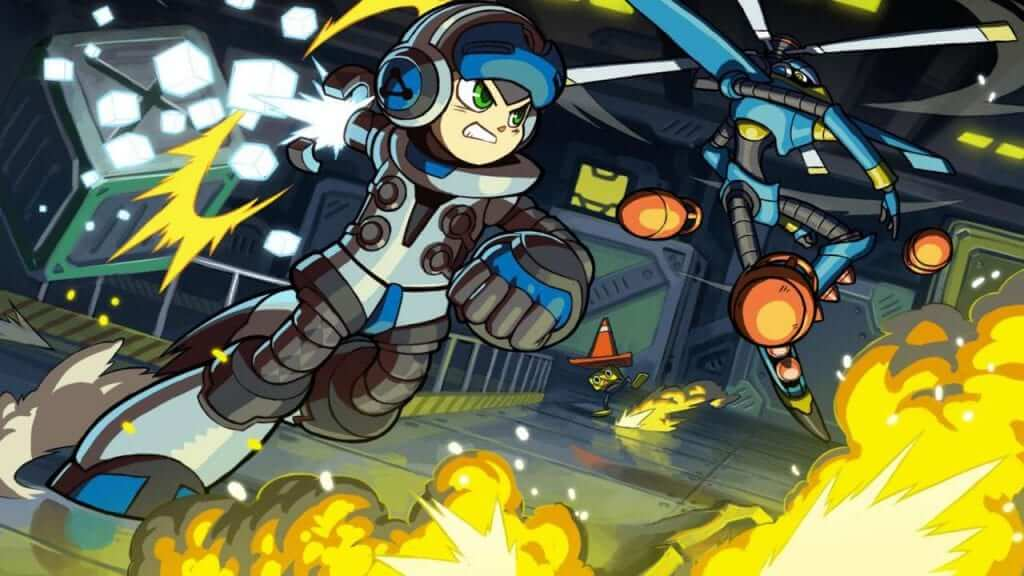 Mighty No. 9 Gets Release Date