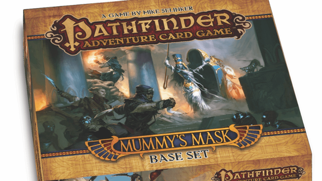 Pathfinder Adventure Card Game Getting New Set