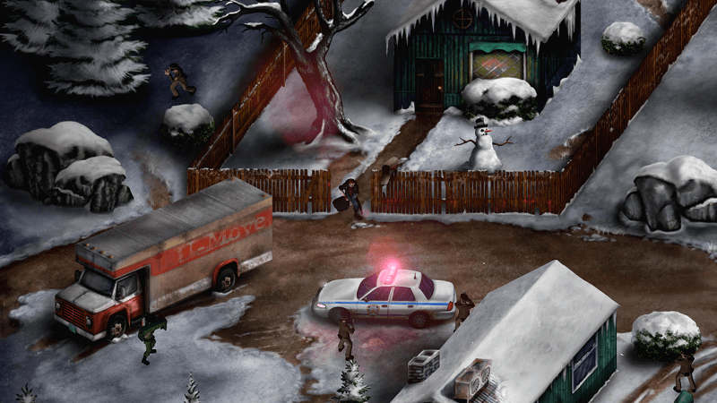 Postal Redux FIrst Level