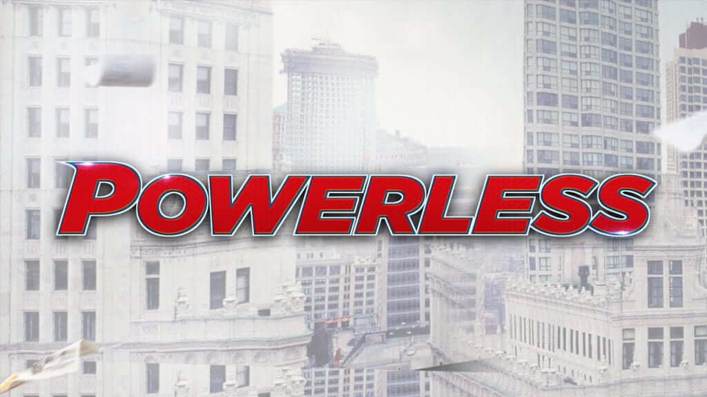 First Trailer of NBC & DC's Powerless Leaked