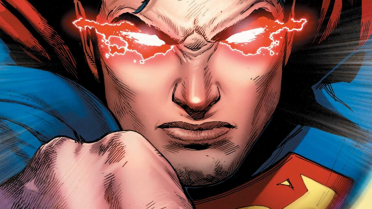 Superman: Rebirth #1 Preview