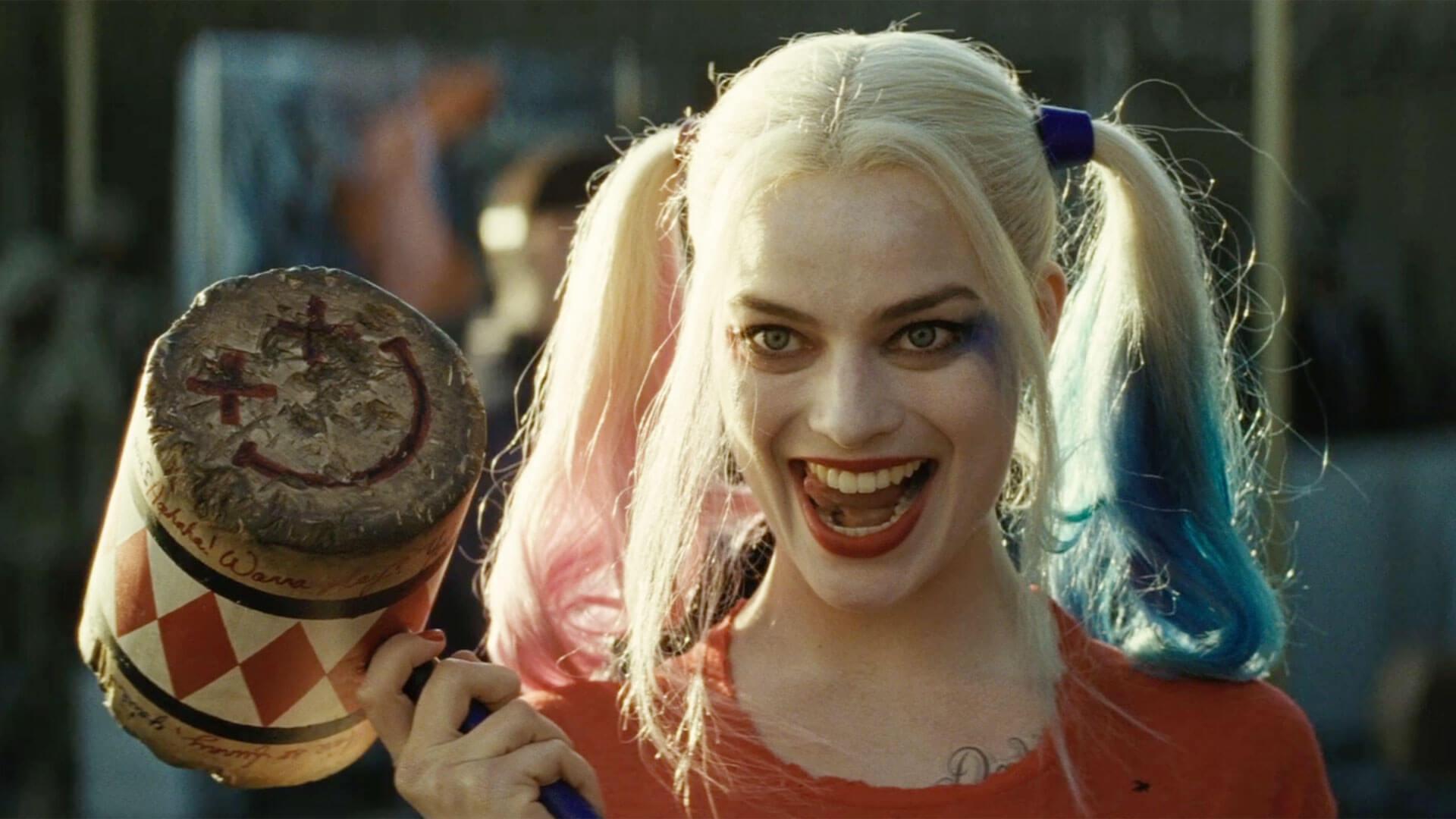 Harley Quinn Gets Her Own Spinoff Movie Starring Margot Robbie