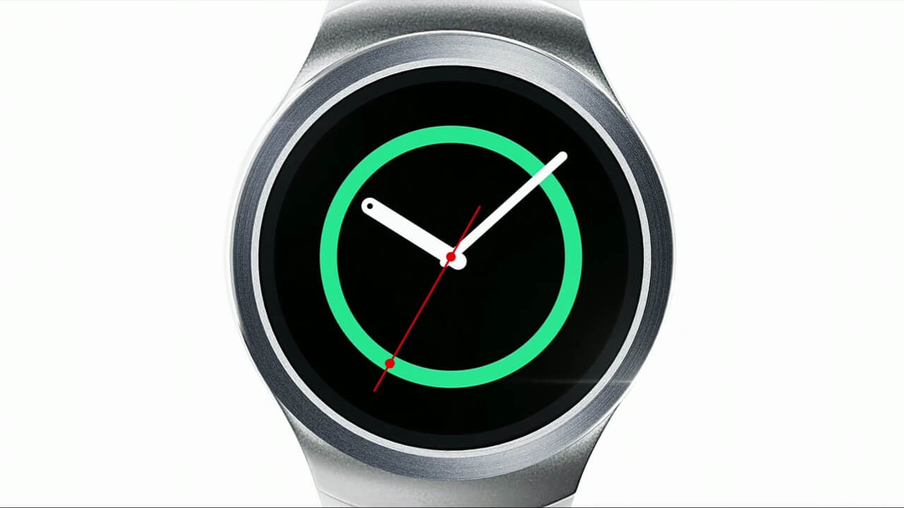Samsung Patents Projecting Smartwatch