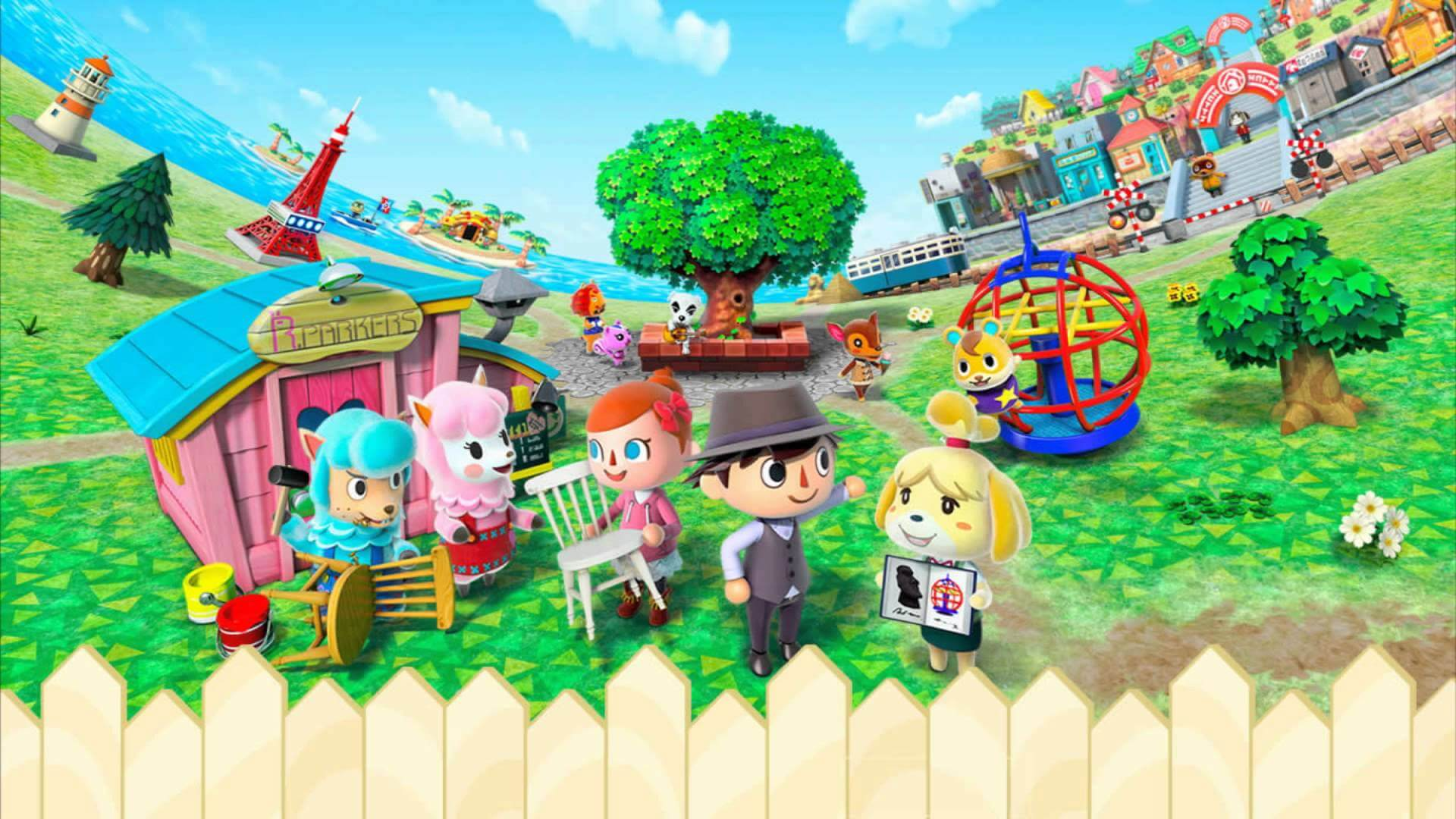 Animal Crossing and Fire Emblem Mobile Games Will Be Free-To-Play