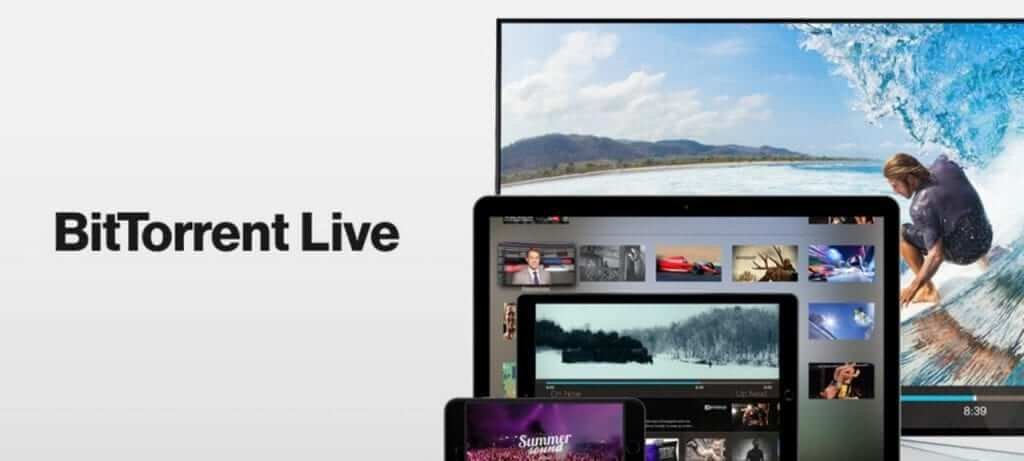 BitTorrent Announces New TV Streaming Service
