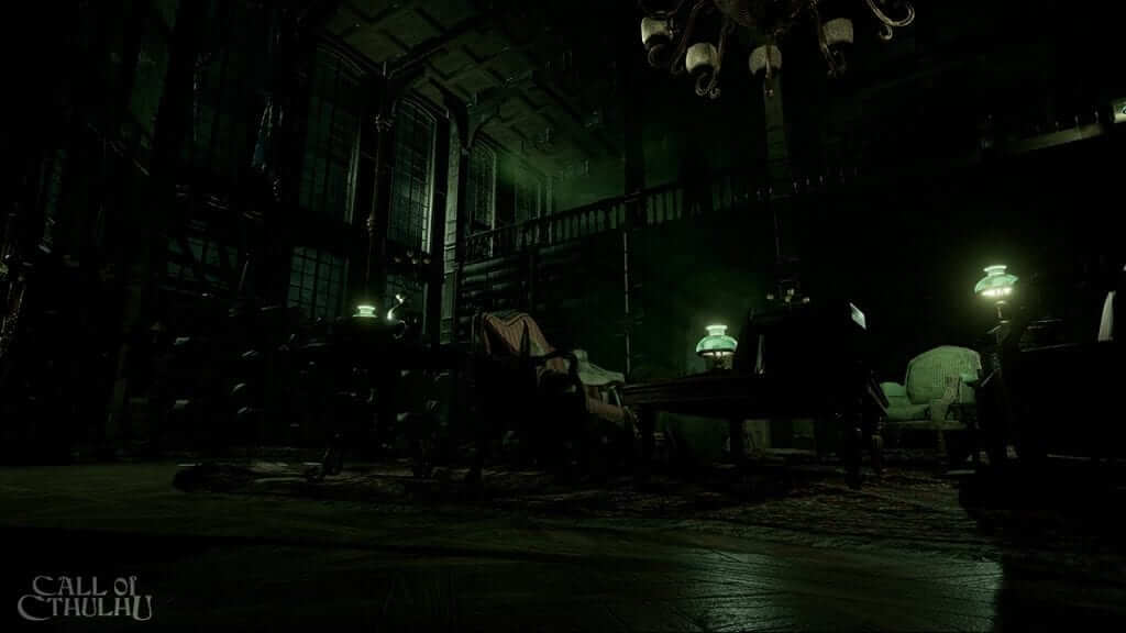 New Images Released For Call of Cthulhu Game