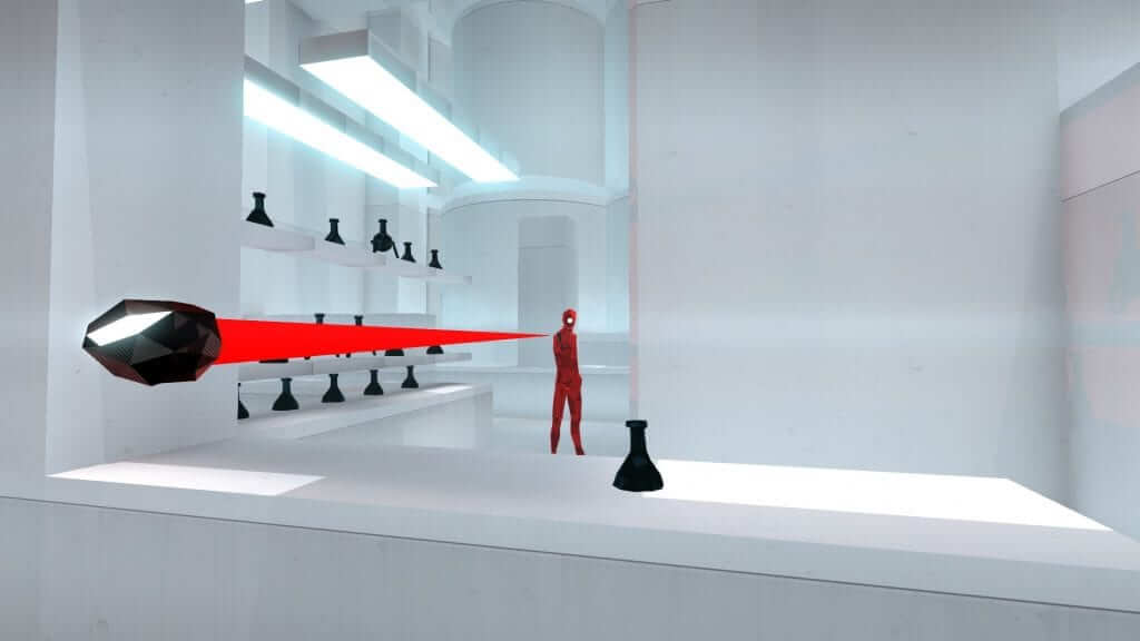 The Lack of Narrative In Superhot Is Surprisingly Compelling