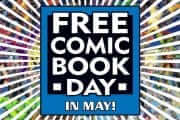 Free Comic Book Day 2016 is Tomorrow