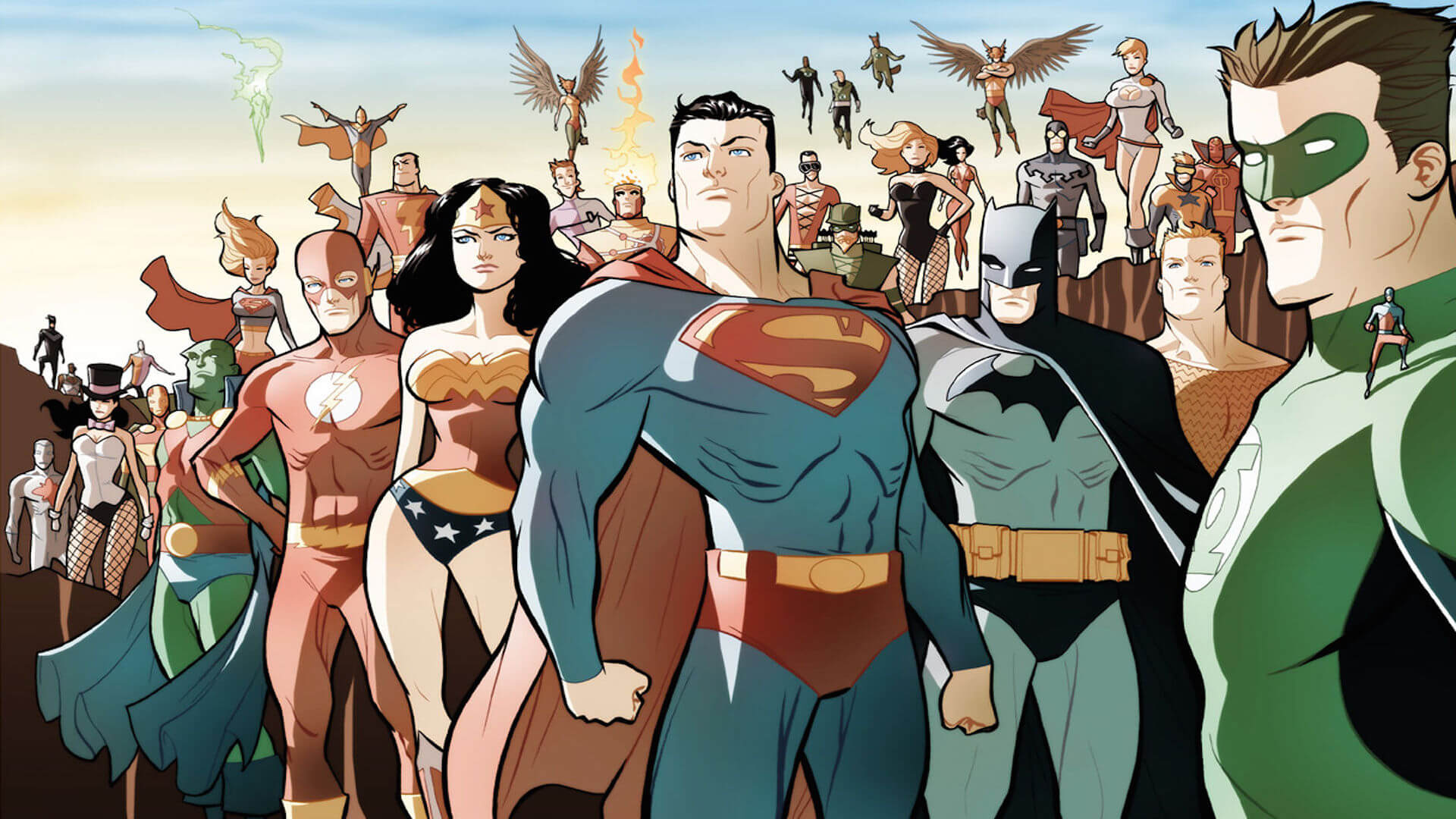 DC Comics Reveals New Logo For REBIRTH
