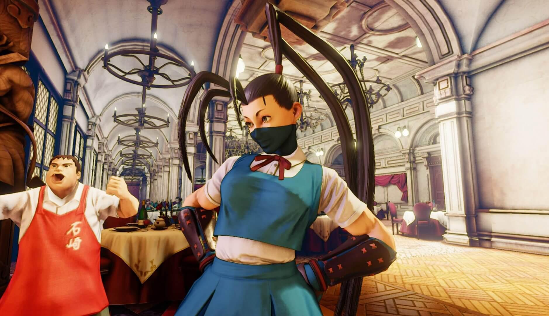 Street Fighter V: Ibuki Comes in June