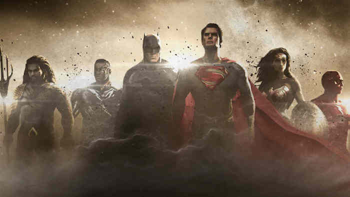 The Justice League is coming November 2017