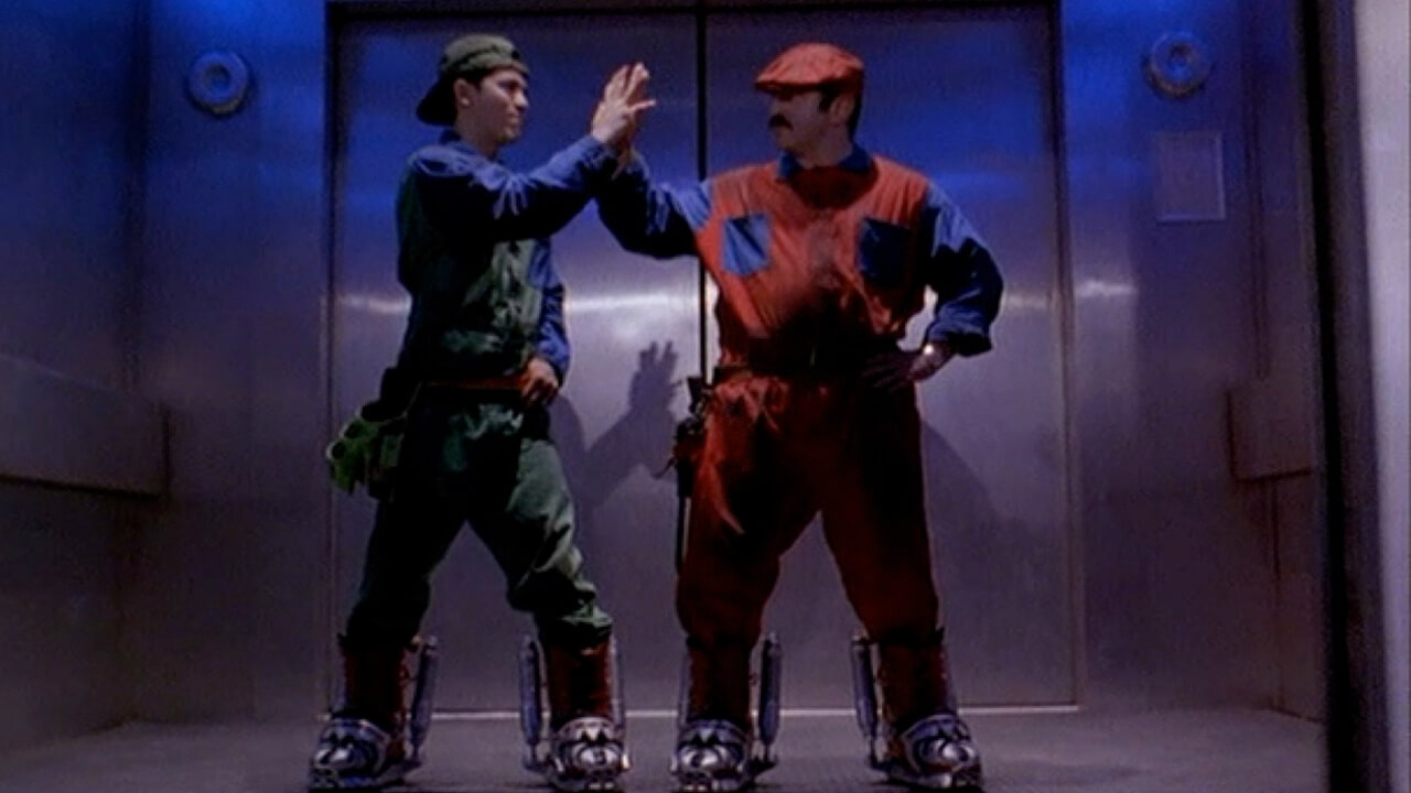 At the risk of being burned at the stake, I thoroughly enjoyed the Mario Bros. movie.