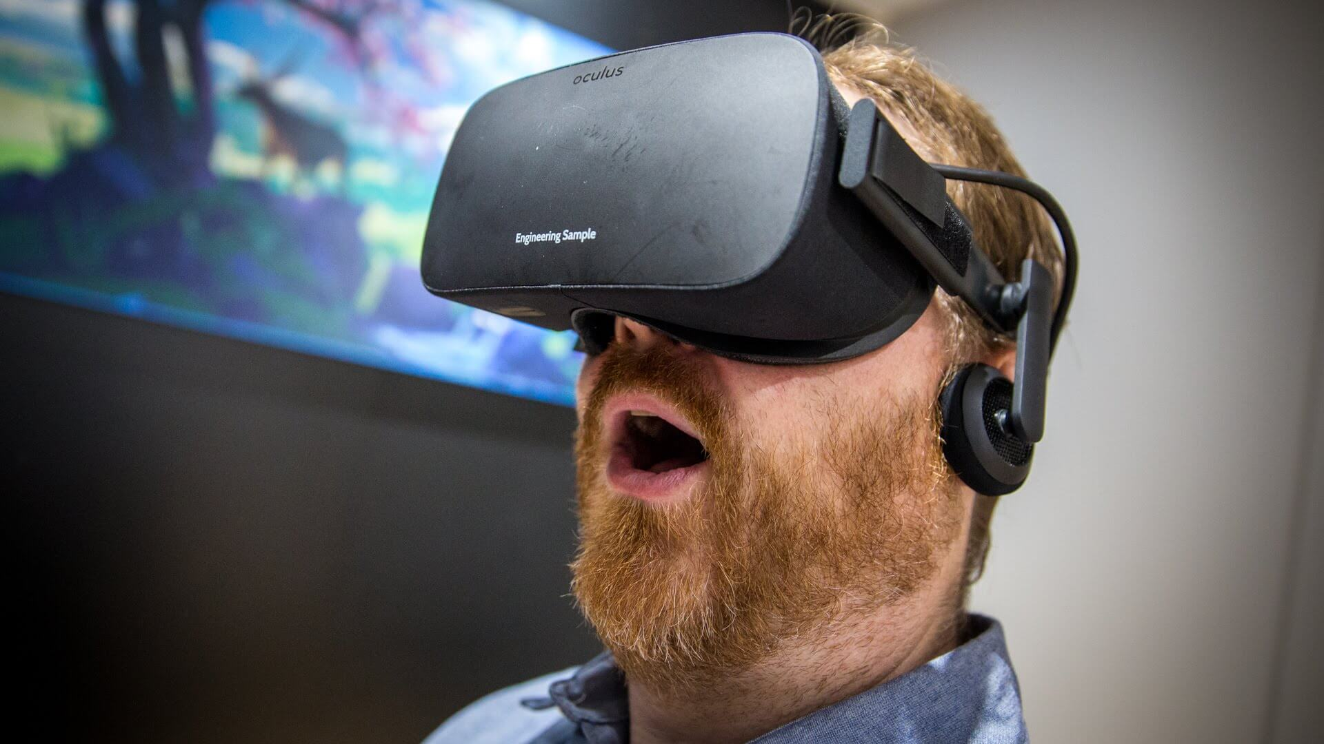 Oculus Rift To Be Released this Weekend