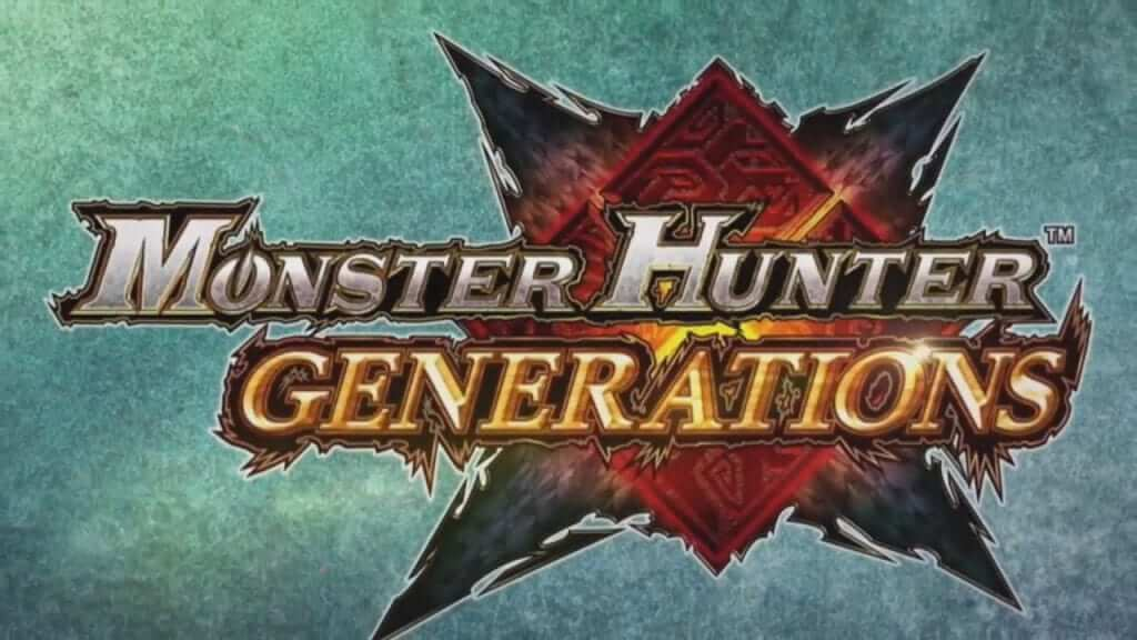 Monster Hunter Generations to Release in July