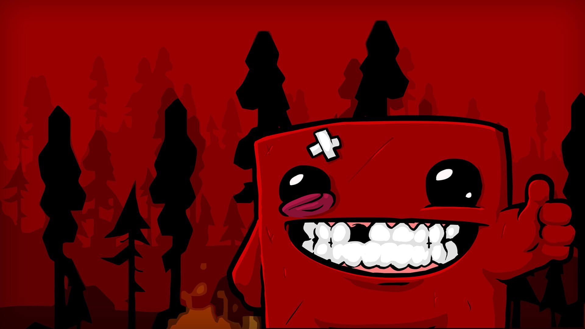 Super Meat Boy Coming to Wii U This Month