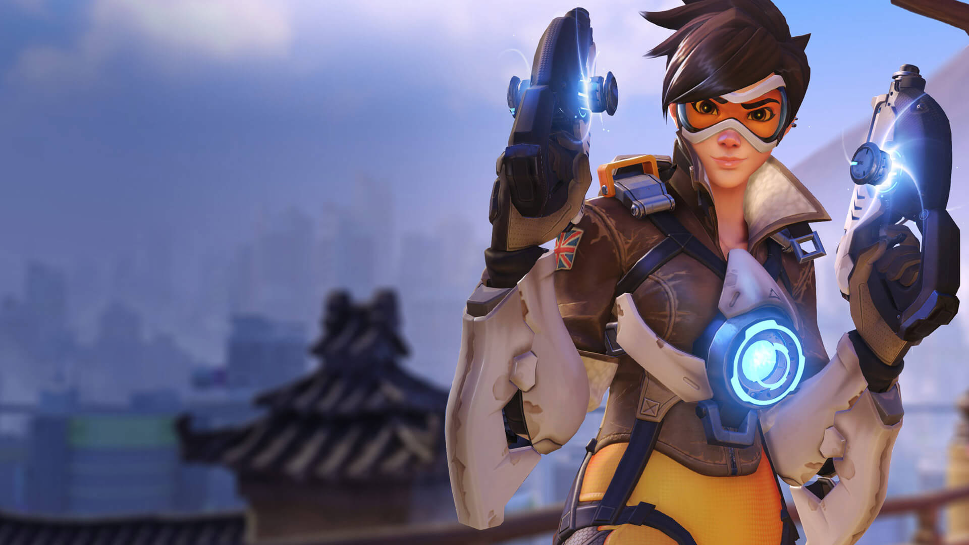 Tracer remains one of my favourite heroes in Overwatch.