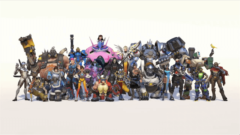 There isn't an uninteresting hero in Overwatch.